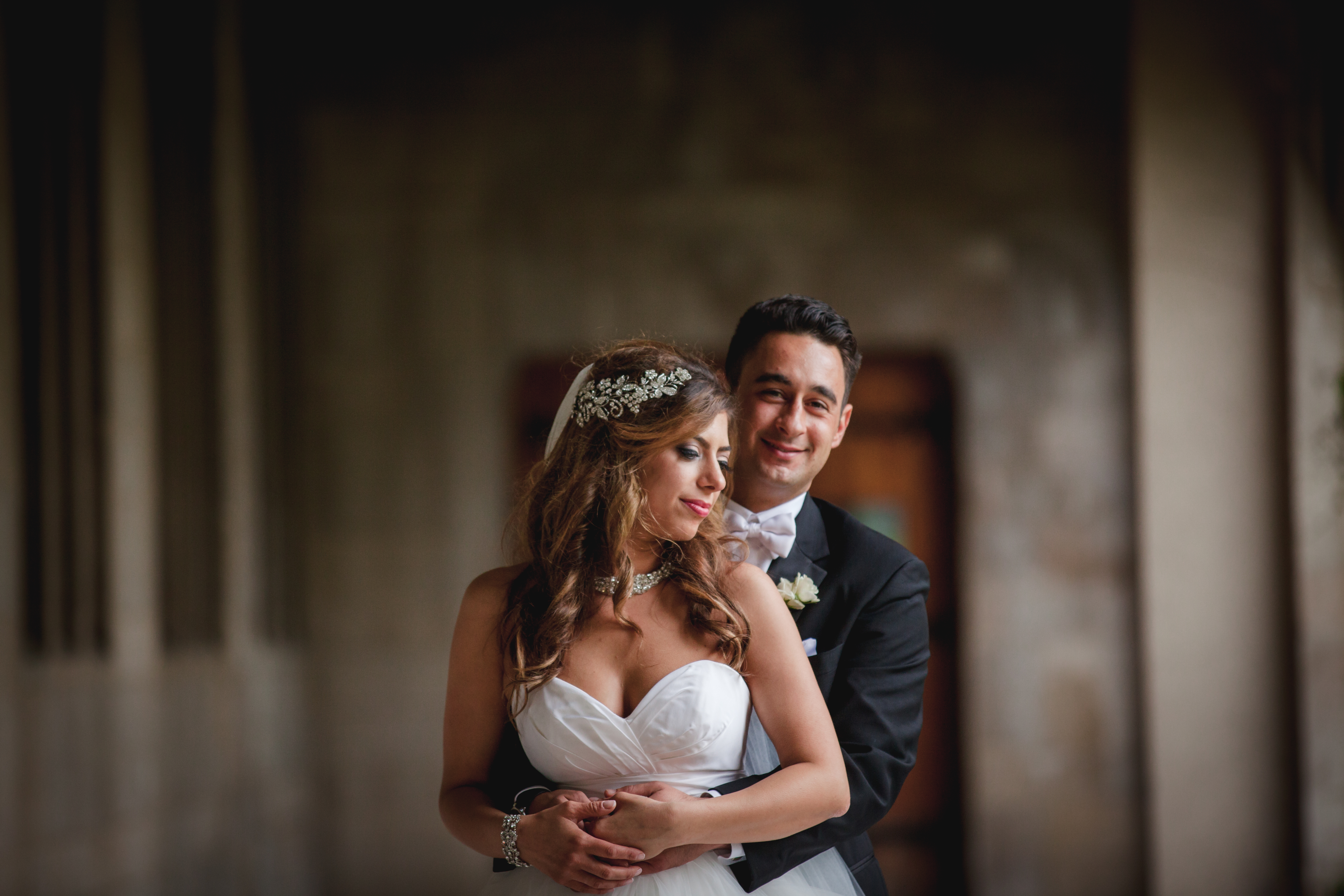 Chicago Wedding Photographer – St Vincents Ferrer and Lombard Banquet Halls