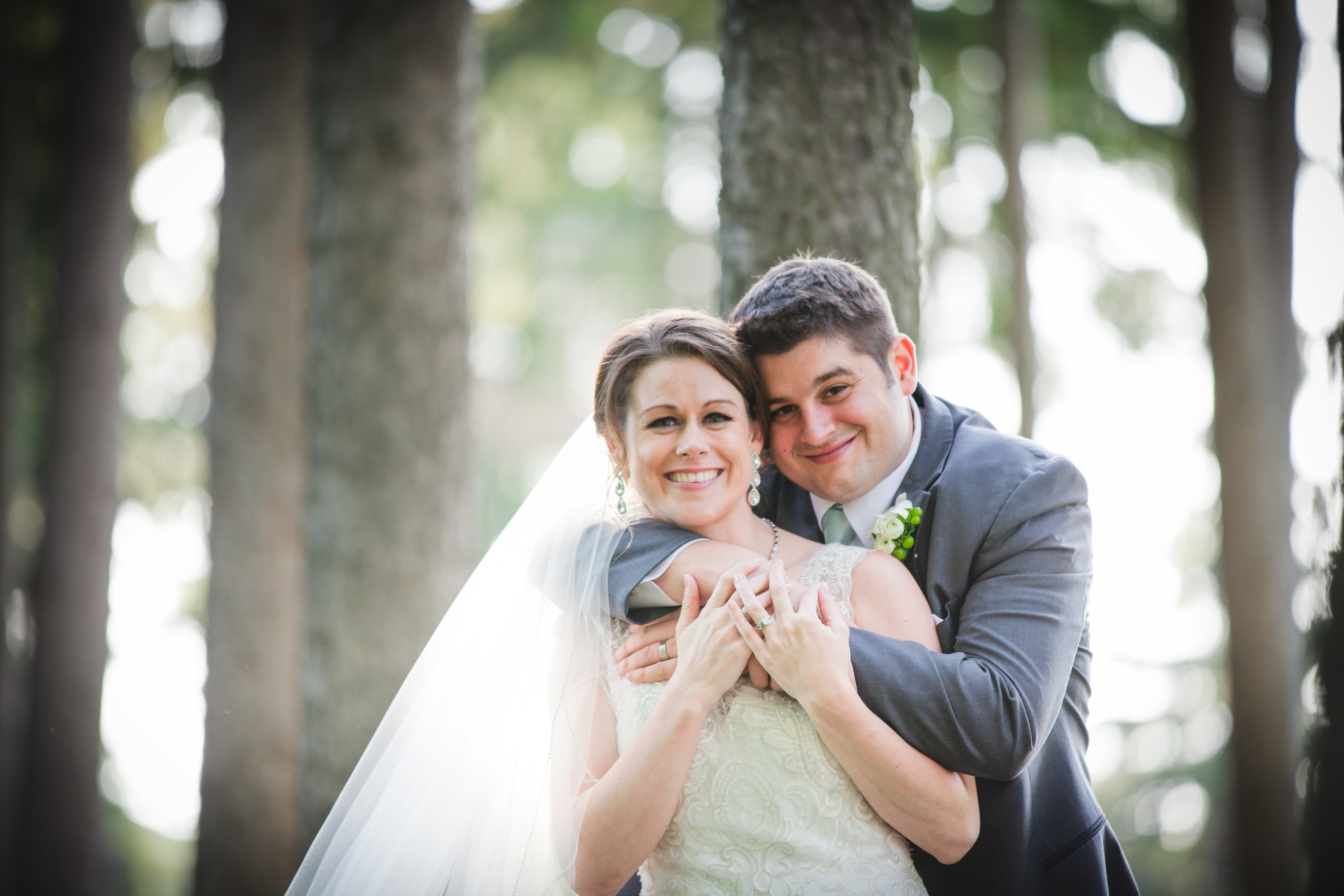 Cassie and Dan – St Thomas of Villanova and Cuneo Mansion and Garden