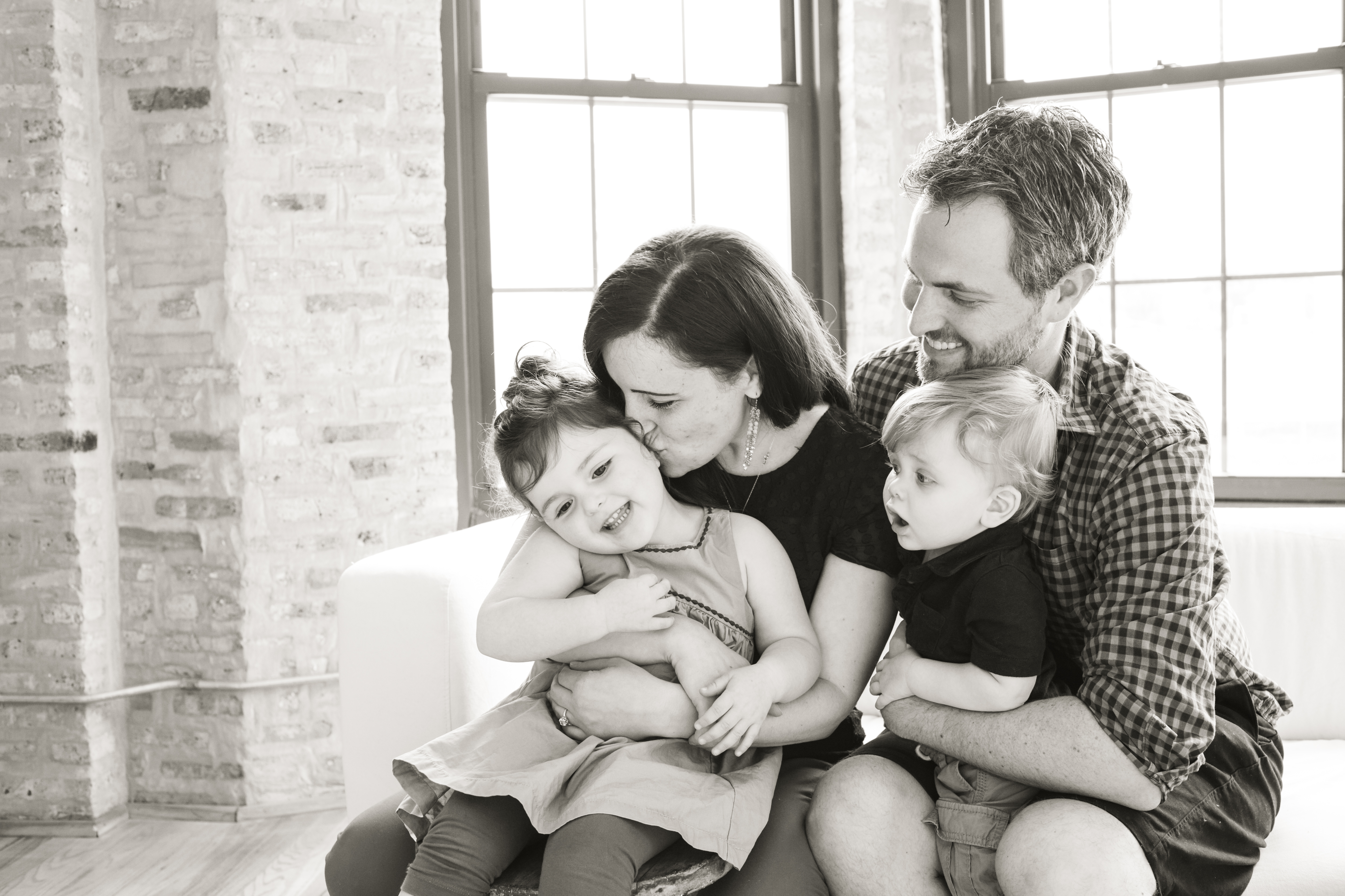 Chicago Family Photography – Studio Session