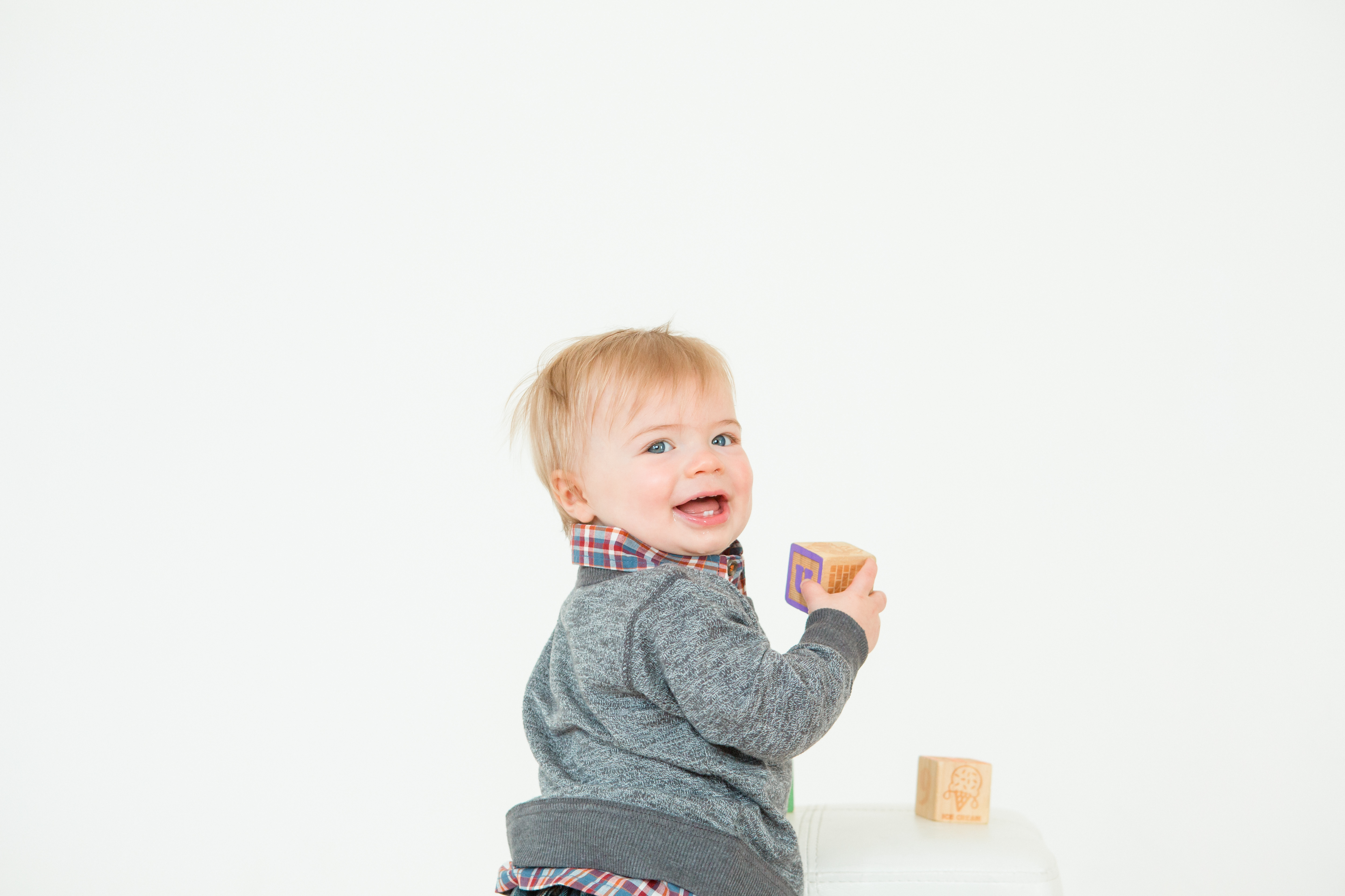 Andrew is 1 year old!