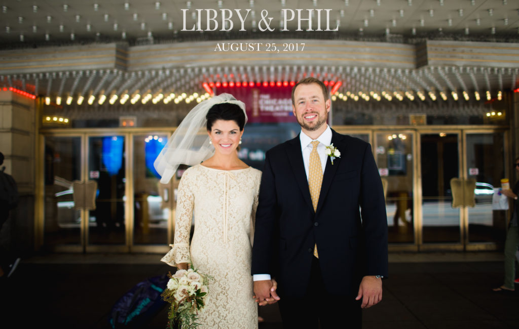 Libby + Phil – Chicago elopment